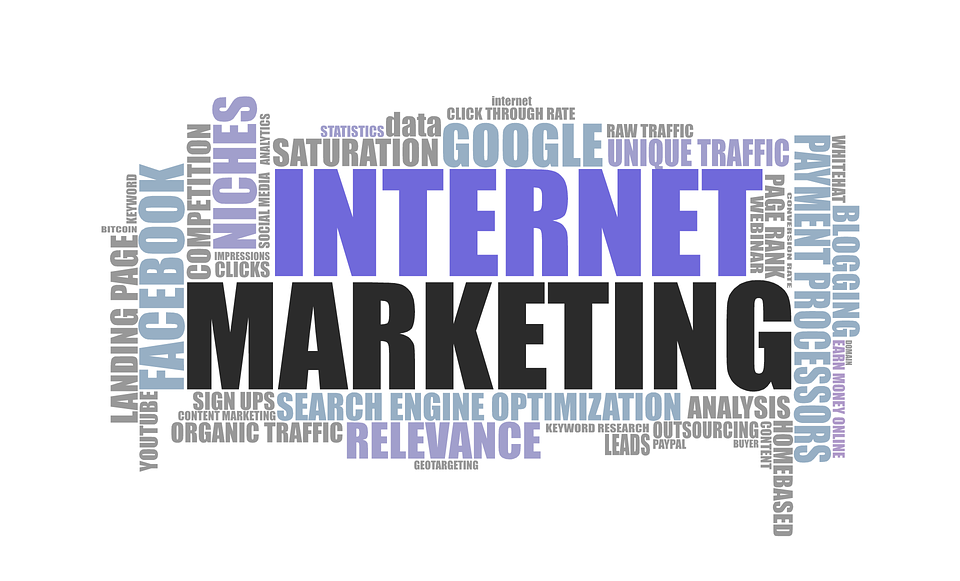 Internet marketing bureau
